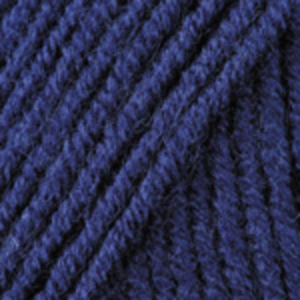 Merino De Luxe/50 YarnArt - тм.синий 583