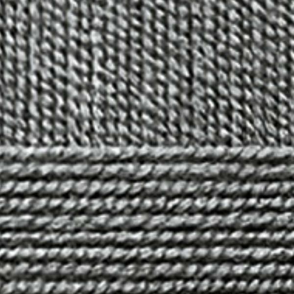Бисерная Пехорка - серый меланж 96