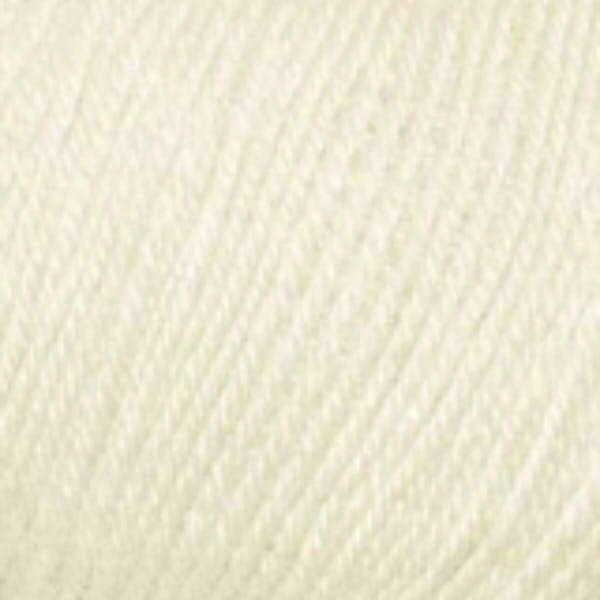 Baby Wool Alize - кремовый 01