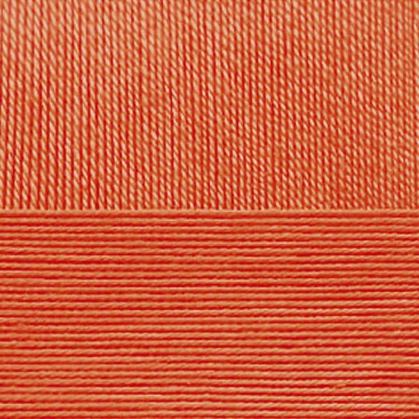 Цветное кружево Пехорка - настурция 396