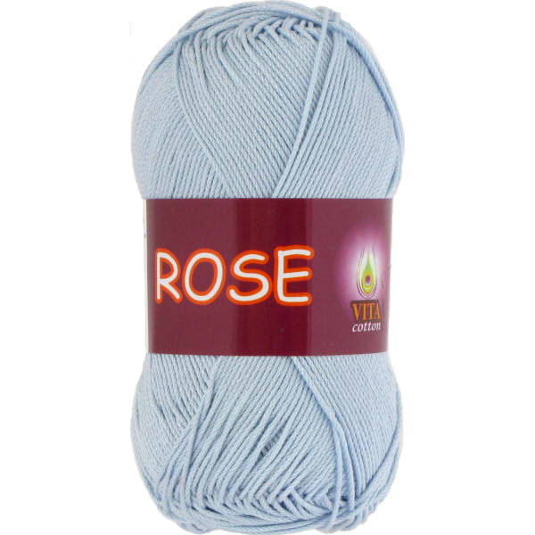 Rose VITA Cotton - св.голубой 3949