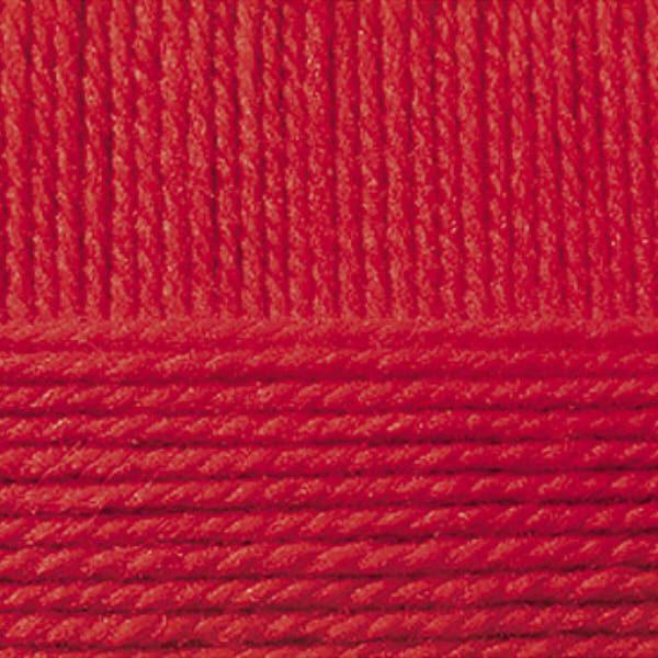 Мериносовая Пехорка - красный 06
