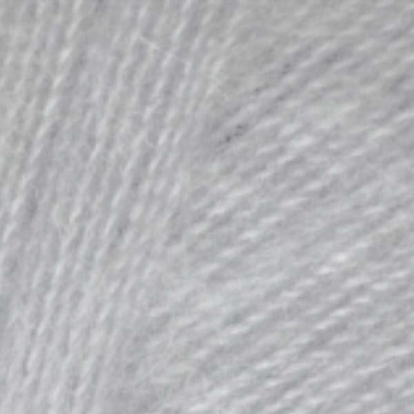 Angora Real 40 Alize - серый 21