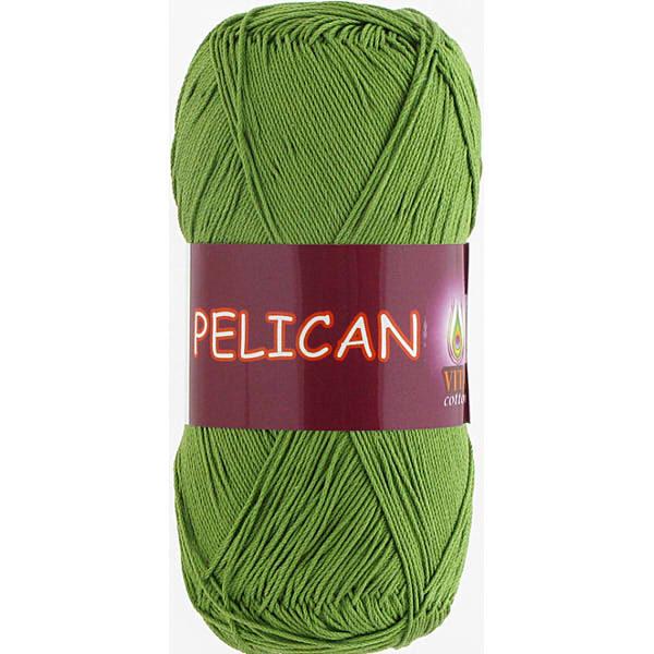Pelican VITA Cotton - молодая зелень 3995