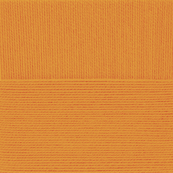 Бисерная Пехорка - желто-оранжевый 485