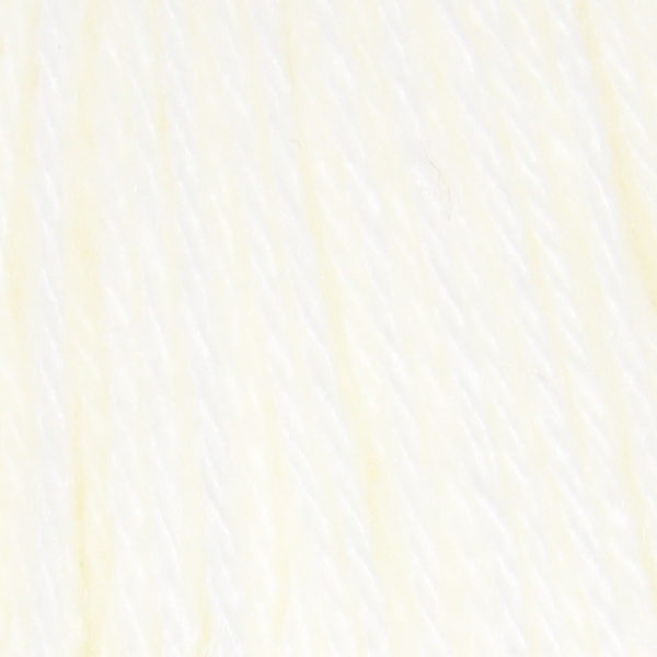 Бабушкина пряжа в пасмах акрил Бабушкина пряжа - цв.белый