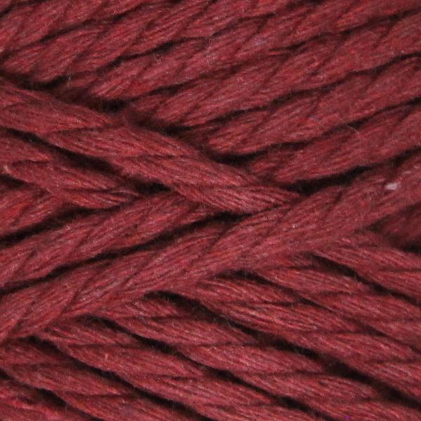 Macrame Rope 3мм YarnArt - бордо 781