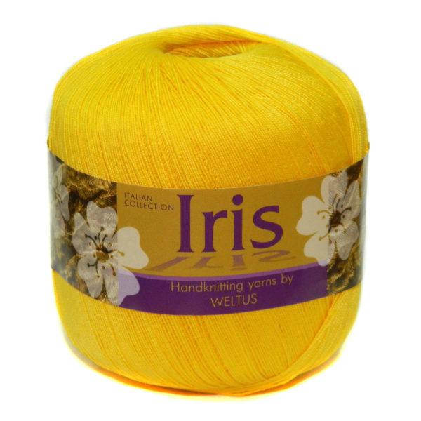 Iris Weltus - желтый 12