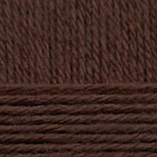 Хлопок натуральный Пехорка - коричневый 251
