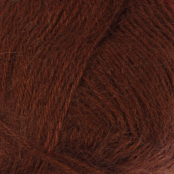 Angora De Luxe YarnArt - коричневый 3067