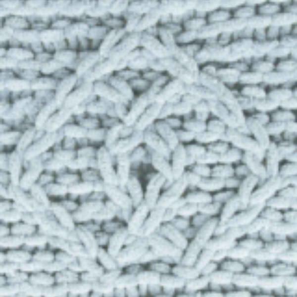Puffy Fine Alize - серый 500