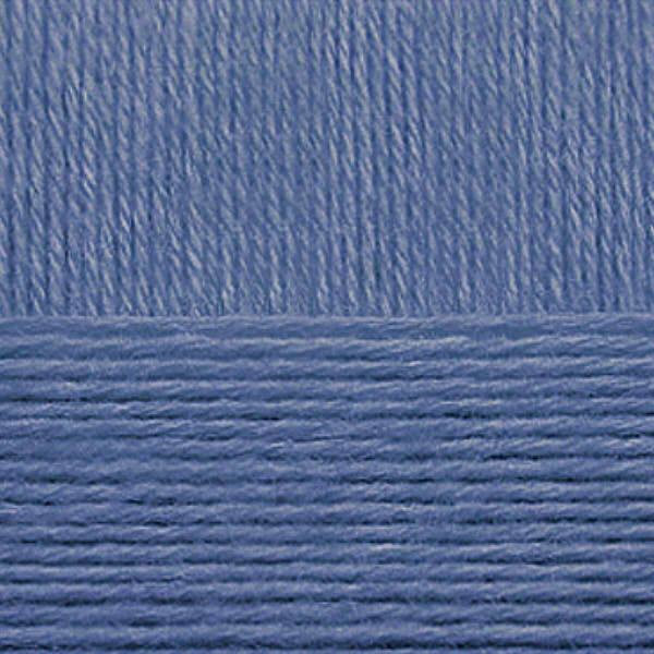 Детский каприз Пехорка - корол.синий 100