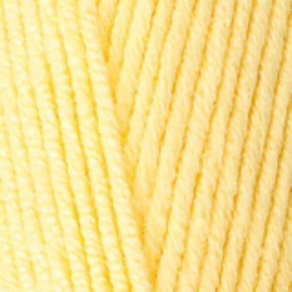 Lanacoton Alize - светло желтый 187