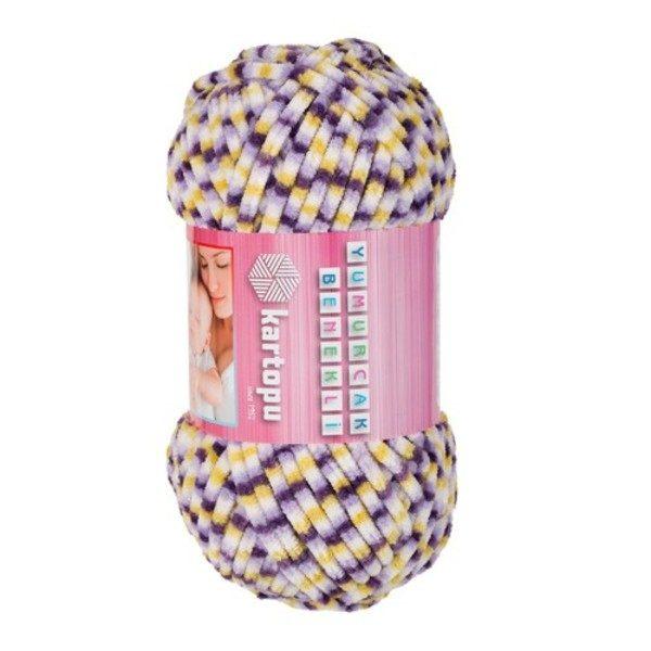 Yumurcak Benekli KARTOPU - YMR0030