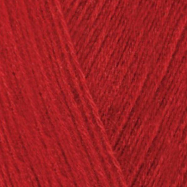 Angora Gold Alize - красный 106