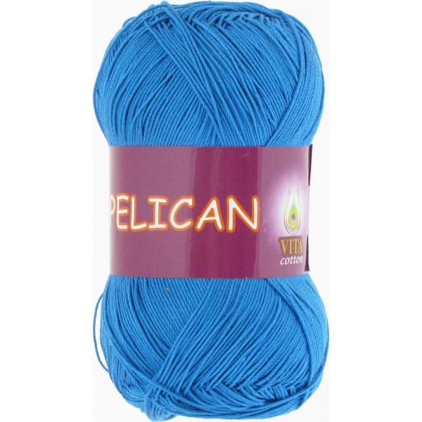 Pelican VITA Cotton - ярк.голубой 4000