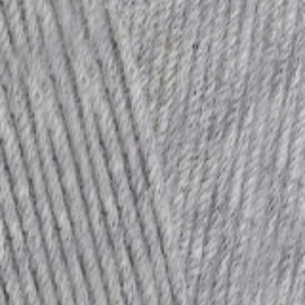 Cotton Gold Alize - серый 21