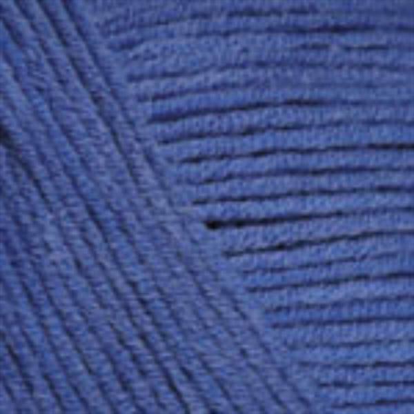 Jeans YarnArt - василек 47