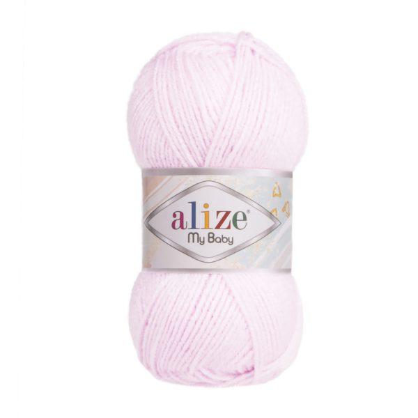 My Baby Alize - светло-розовый 184