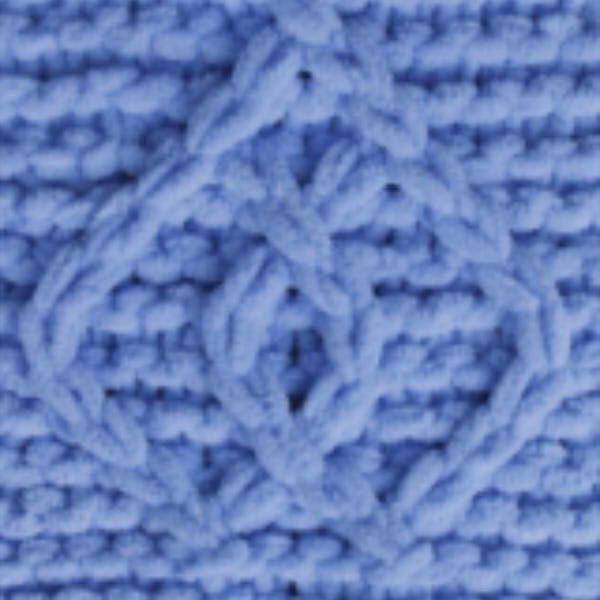 Puffy Fine Alize - голубой 112