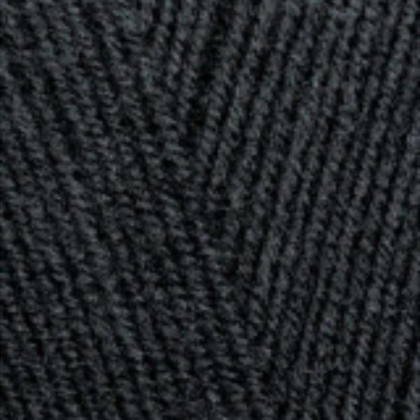 Lana Gold 800 Alize - черный 60