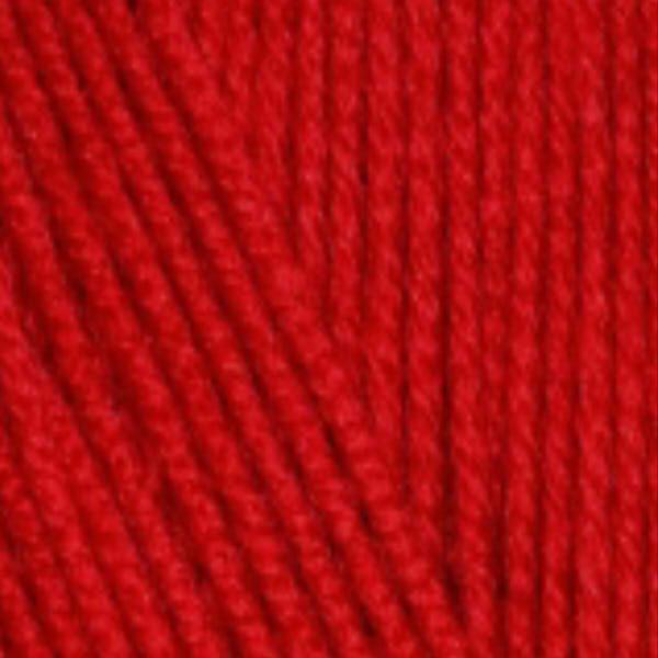 Cotton Baby Soft Alize - красный 56
