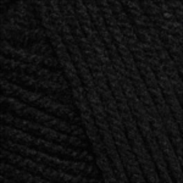 Baby YarnArt - черный 585