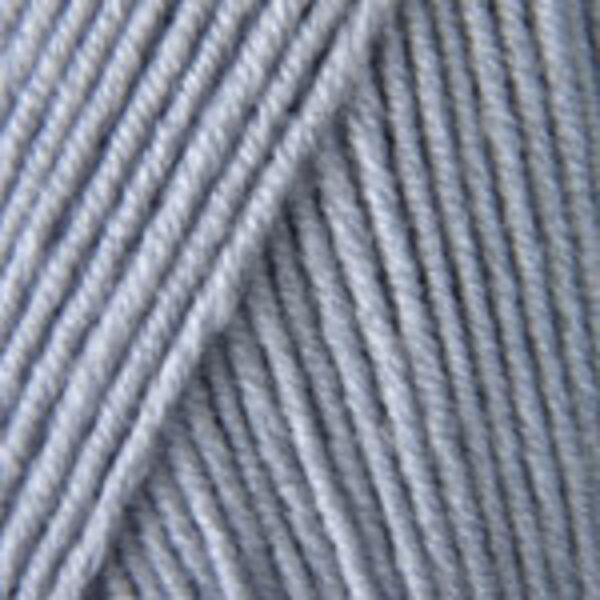 Merino De Luxe/50 YarnArt - сталь 3072