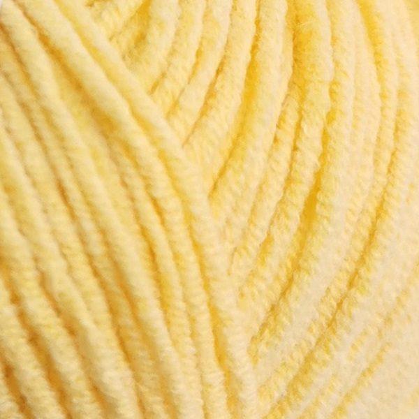Jeans YarnArt - желтый 88