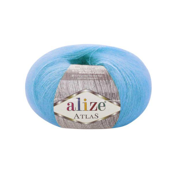 Atlas Alize - бирюзовый 484