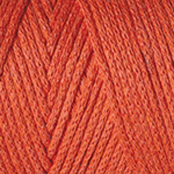 Macrame Cotton YarnArt - оранжевый 770