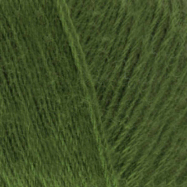 Angora Gold Alize - зеленый 118