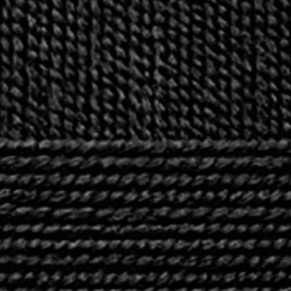 Бисерная Пехорка - черный 02