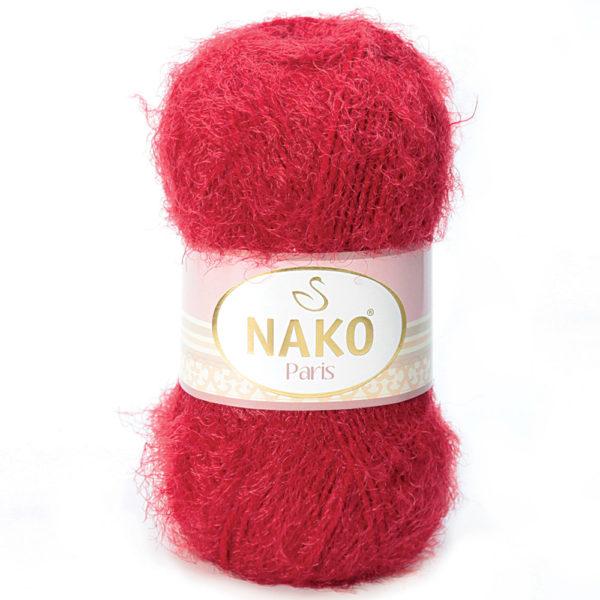 Paris NAKO - карминно-красный 3641