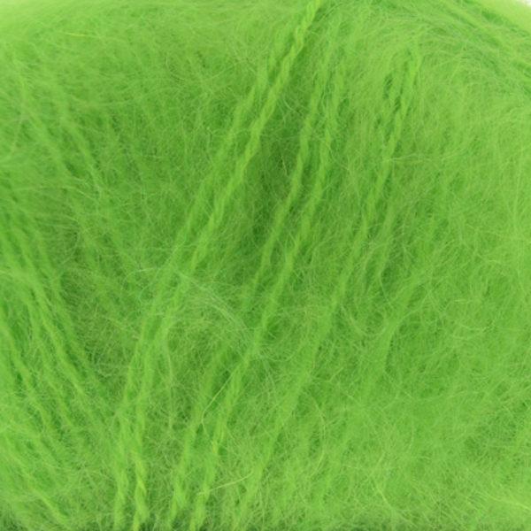 Mohair Classic Alize - зеленый 551