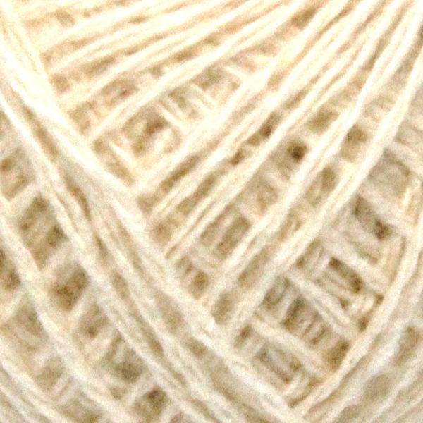 Бабушкина пряжа в пасмах акрил Бабушкина пряжа - цв.слоновая кость