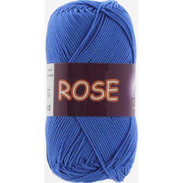 Rose VITA Cotton - ярко-синий 3931