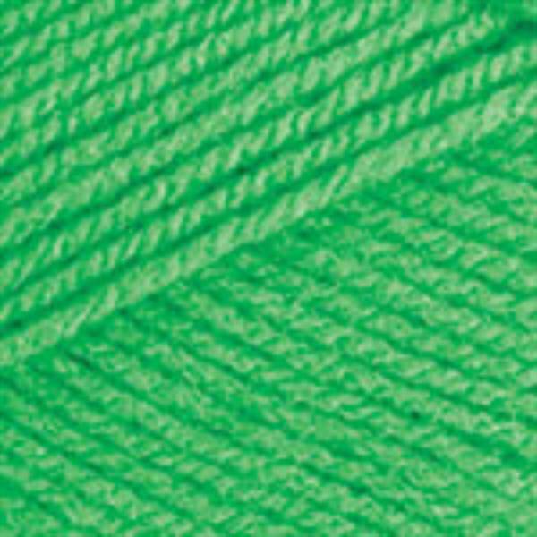 Baby YarnArt - ярк.зеленый 8233