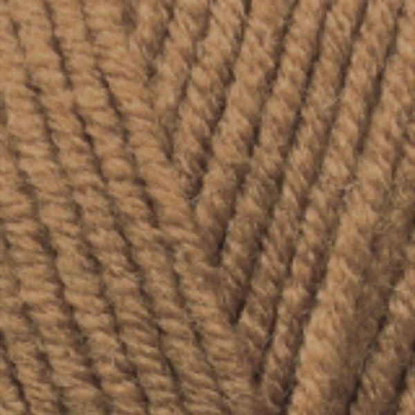 Superlana maxi Alize - молочно-коричневый 499