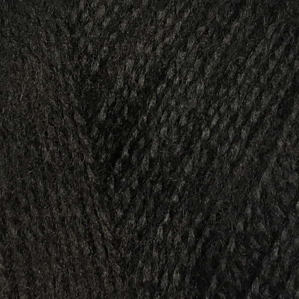 Angora Кролик COLOR CITY - черный 2622