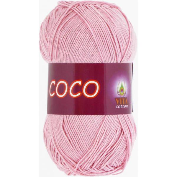 Coco VITA Cotton - чайная роза 3866