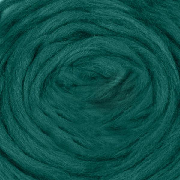 Шерсть для валяния Камтекс - изумруд 041