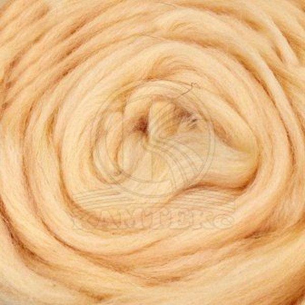 Шерсть для валяния Камтекс - чайная роза 192