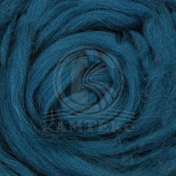 Шерсть для валяния Камтекс - морская волна 139
