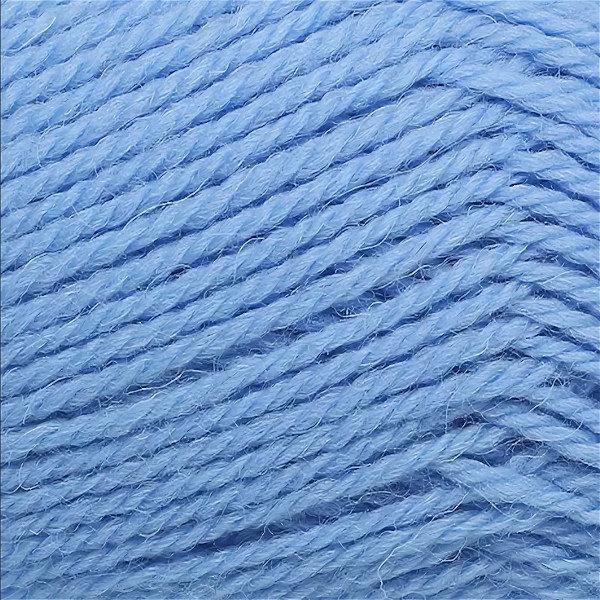 Аргентинская шерсть Камтекс - голубой 015