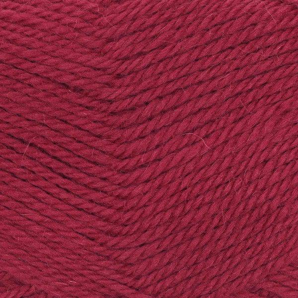 Аргентинская шерсть Камтекс - вишня 091