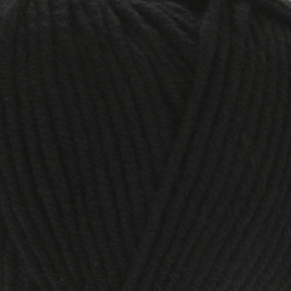 Cotton Gold Hobby Alize - черный 60