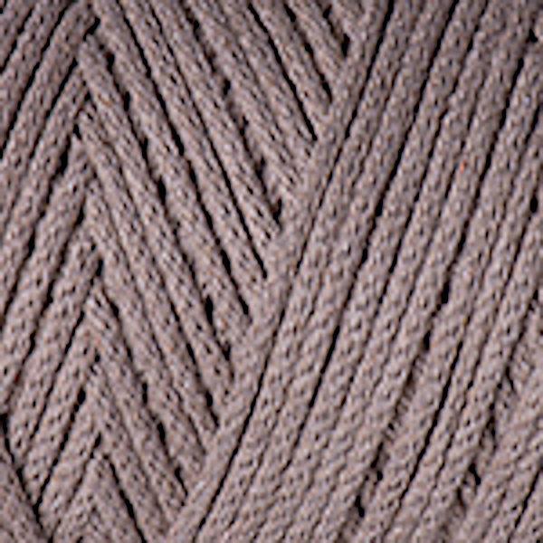 Macrame Cotton YarnArt - серо-бежевый 768
