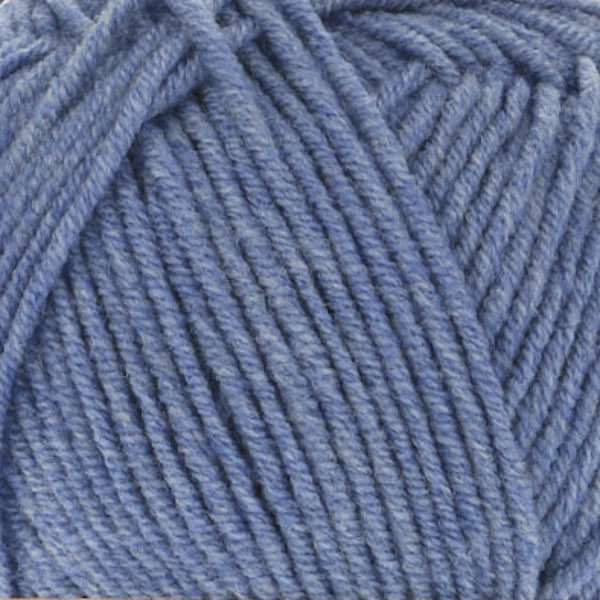 Cotton Gold Hobby Alize - голубой меланж 374
