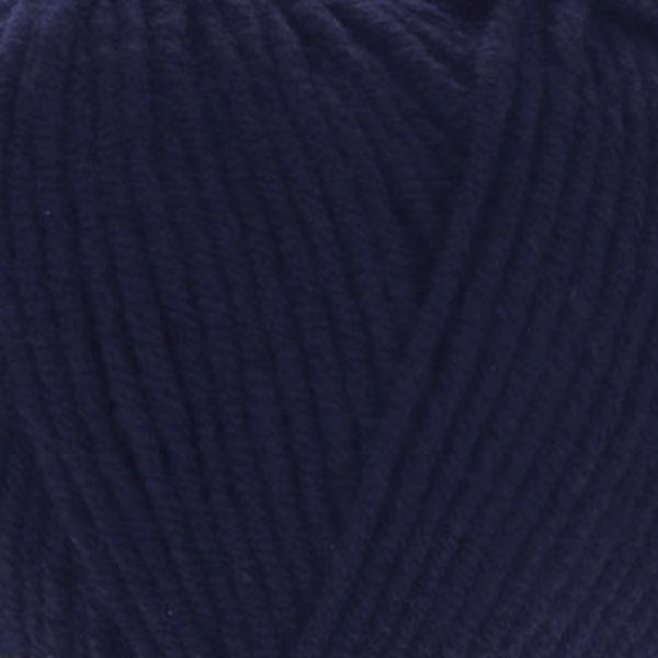 Cotton Gold Hobby Alize - т.синий 58